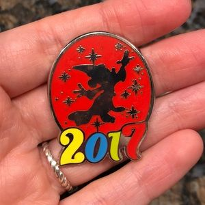 Disney Mickey Mouse 2017 Pin